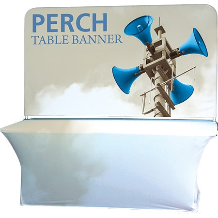 Perch 8 Table Banner Medium