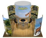 Panoramic Design 20ft x 20ft E Curved