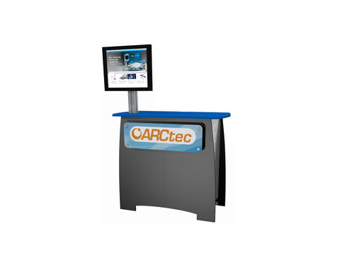 "60"" AV DesignLine Kiosk Display"