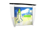 10 Ft Triton Alumalite V2 Straight Display Kit
