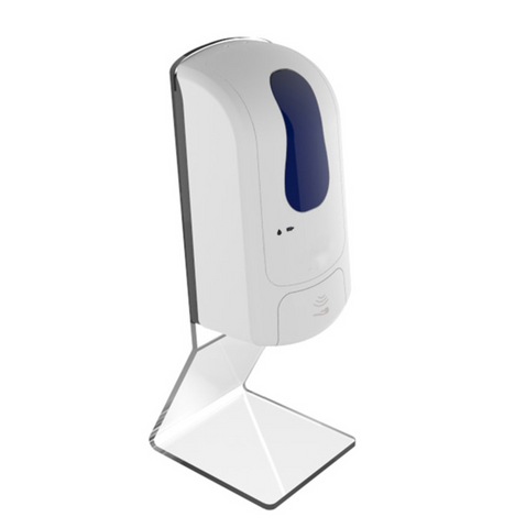 Hand Sanitizer Automatic Touchless with Acrylic Stand