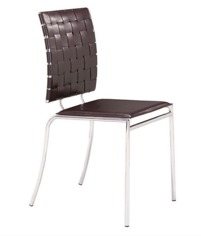 Jump Chair Espresso (Set of 4)
