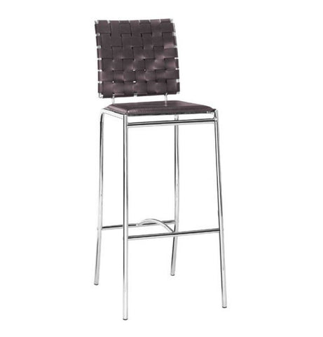 Jump Barstool Espresso (Set of 2)