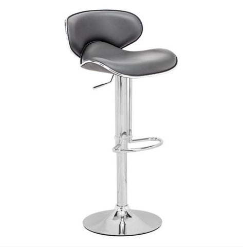 Bella Bar Chair Gray