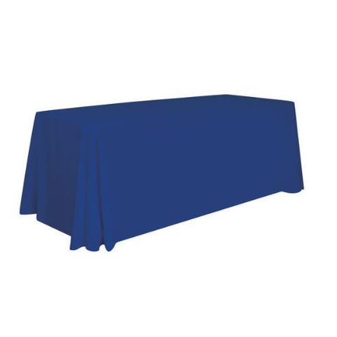 6' Stain-Resistant Standard Table Throw (Unimprinted)