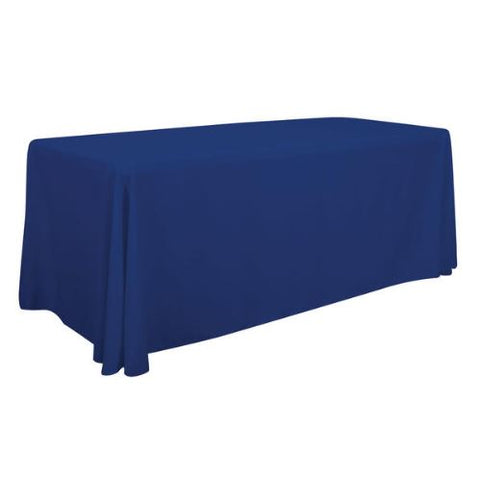 6' Table Throw 3-Sided (Unimprinted)