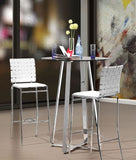 Jump Barstool White (Set of 2)