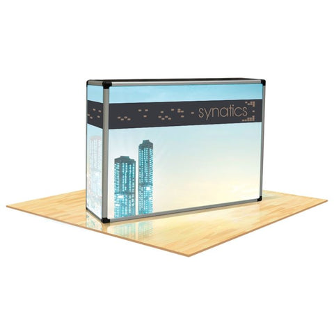 Light Box Counter with Carrying Bag and Graphics
