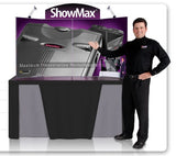ShowMax Briefcase Tabletop Display