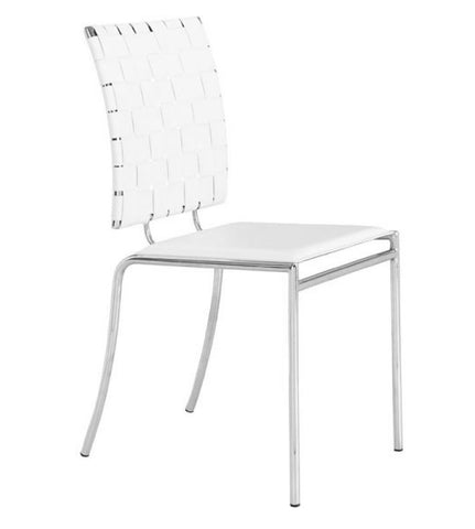 Jump Dining Chair White (Set of 4)