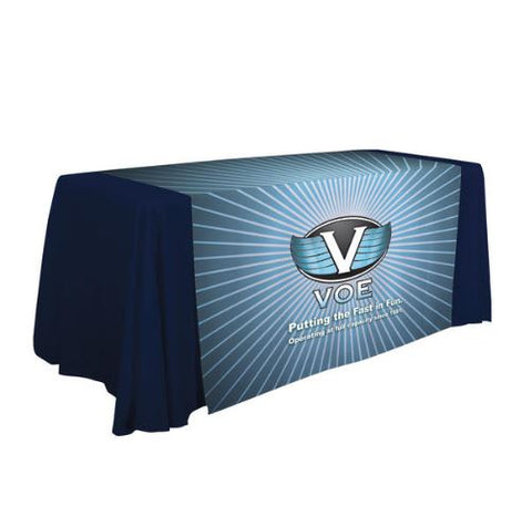 "57"" Standard Table Runner (Full-Color Dye Sublimation, Full Bleed)"