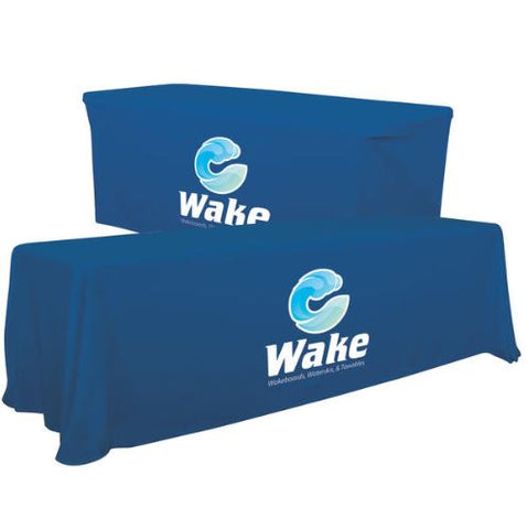 6'/8' Convertible Table Throw (Full-Color Imprint, One Location)