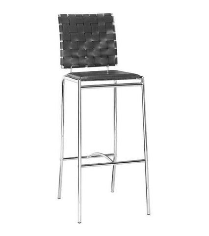 Jump Barstool Black (Set of 2)