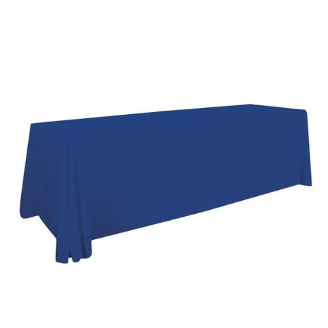 8' Stain-Resistant Standard Table Throw (Unimprinted)