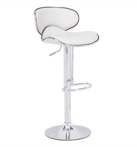 Bella Bar Chair White