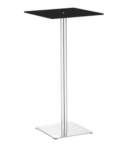Handshake Bar Table Black