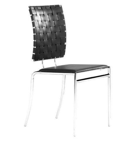 Jump Dining Chair Black (Set of 4)