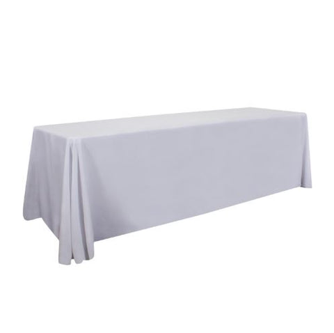 8' Standard Table Throw (Unimprinted)