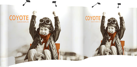 Coyote PopUp - 20ft Gullwing Graphic Kit