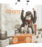 Coyote PopUp - 8ft Curved Graphic Kit