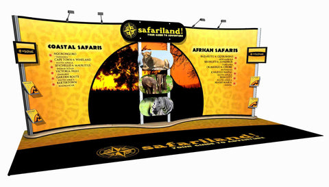 20' Instand Foundation Portable Display 2