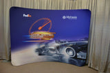 WaveZilla® Display 10' Curved with Graphic