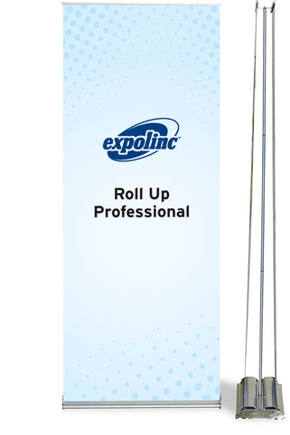 Expolinc Double-Sided Classic Roll Up