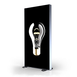 4ft Igniter™ Freestanding Light Box  Double-Sided