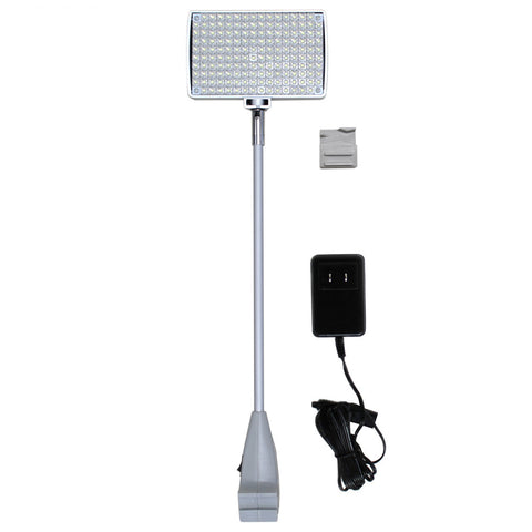 PopUp Display LED Light - Silver