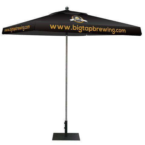 Skycap Umbrella - Square Full Color Print