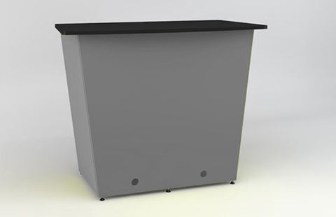 Alumalite Classic Double Wide Free Standing Counter