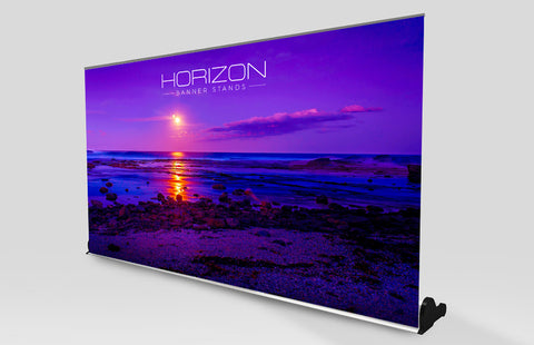 Horizon 2400 Ultra-Wide Bannerstand