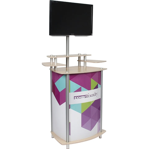 Multimedia Foundry Kiosk