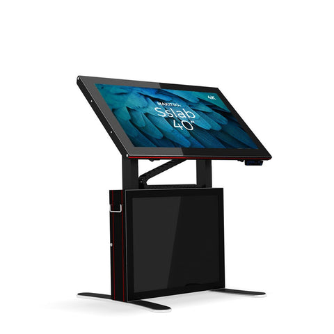 "Sslab 40"" - 4K Digital Signage Touch Screen"