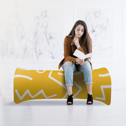 Waveline Inflatable Bench XL