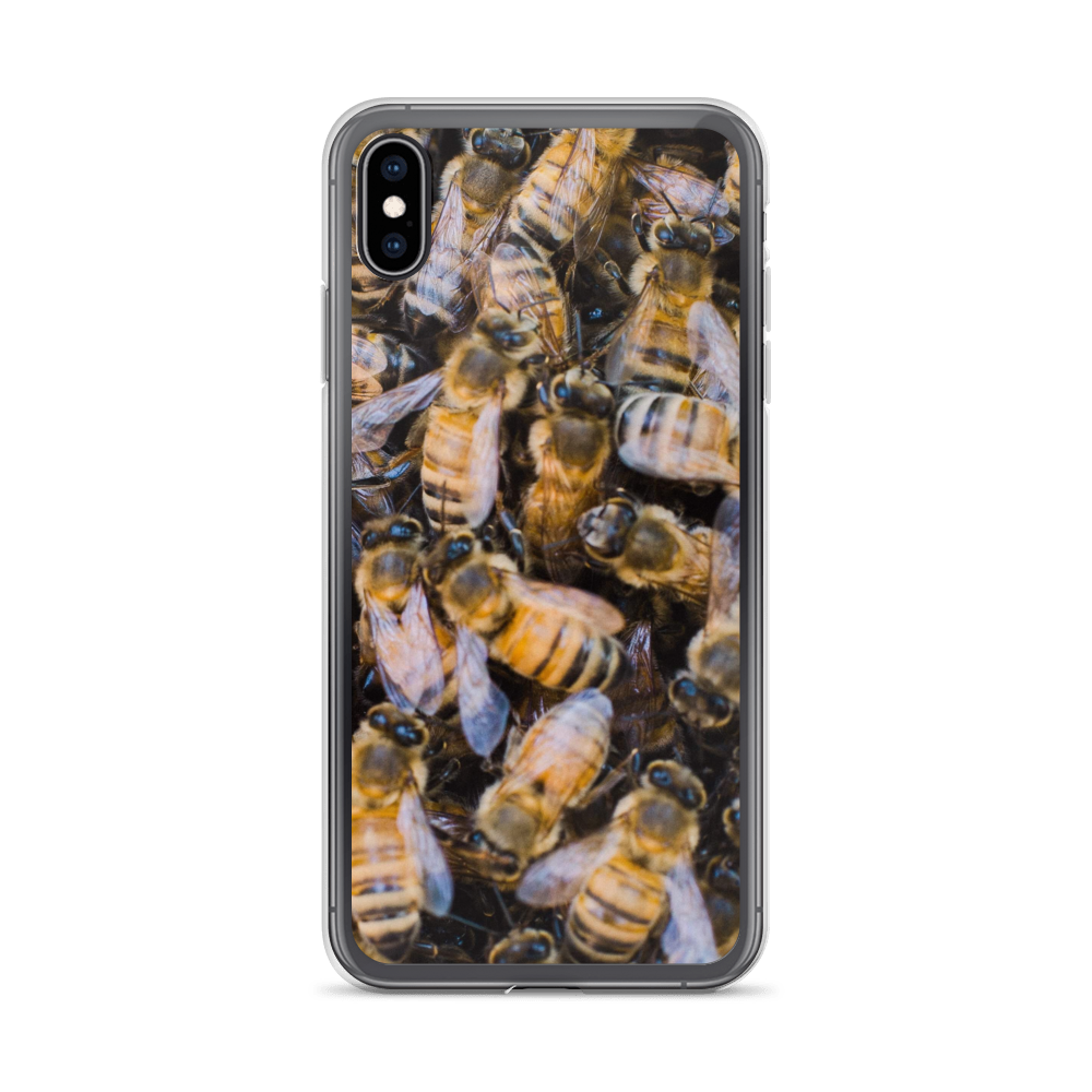 Save The Buzz iPhone Case