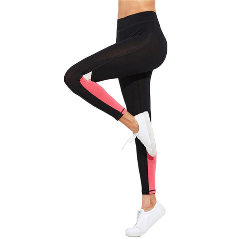 Color Block Leggings - stimur