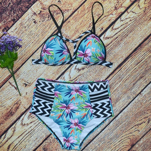 Floral Swimsuit - stimur