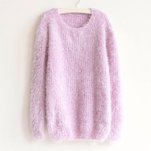Sweater O-Neck