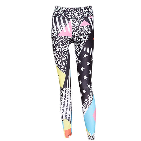 Stars Print Workout & Yoga Leggings
