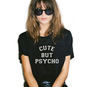 Cute But Psycho T-shirt - stimur