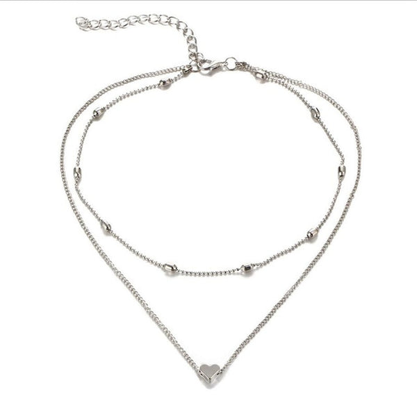 HEART NECKLACE - stimur