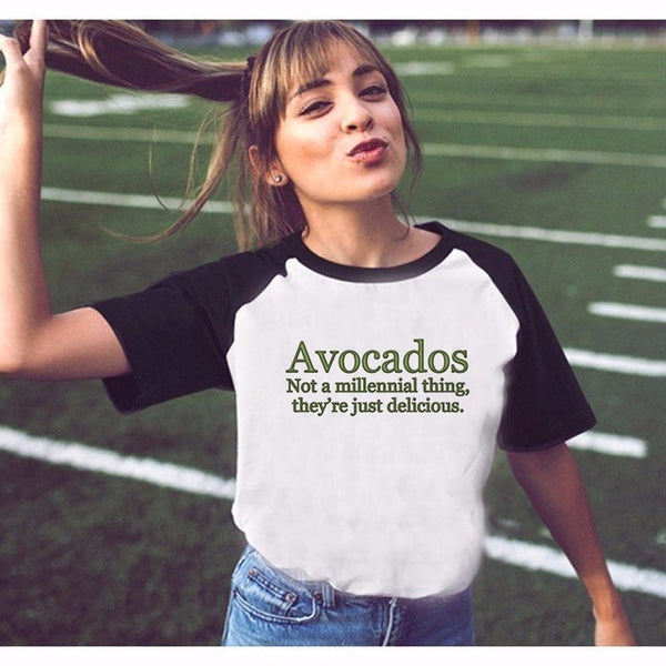 Avocado T-shirt - stimur