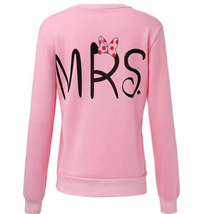 MR MRS Sweatshirt - stimur