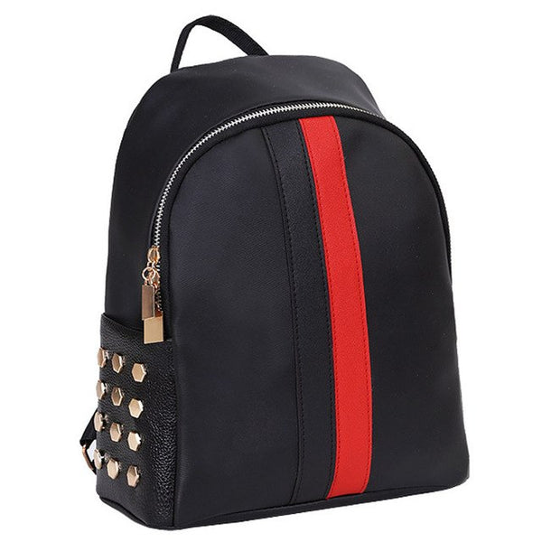 Leather Backpack - stimur