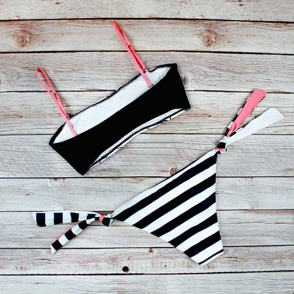 Bikini Set Low Waist