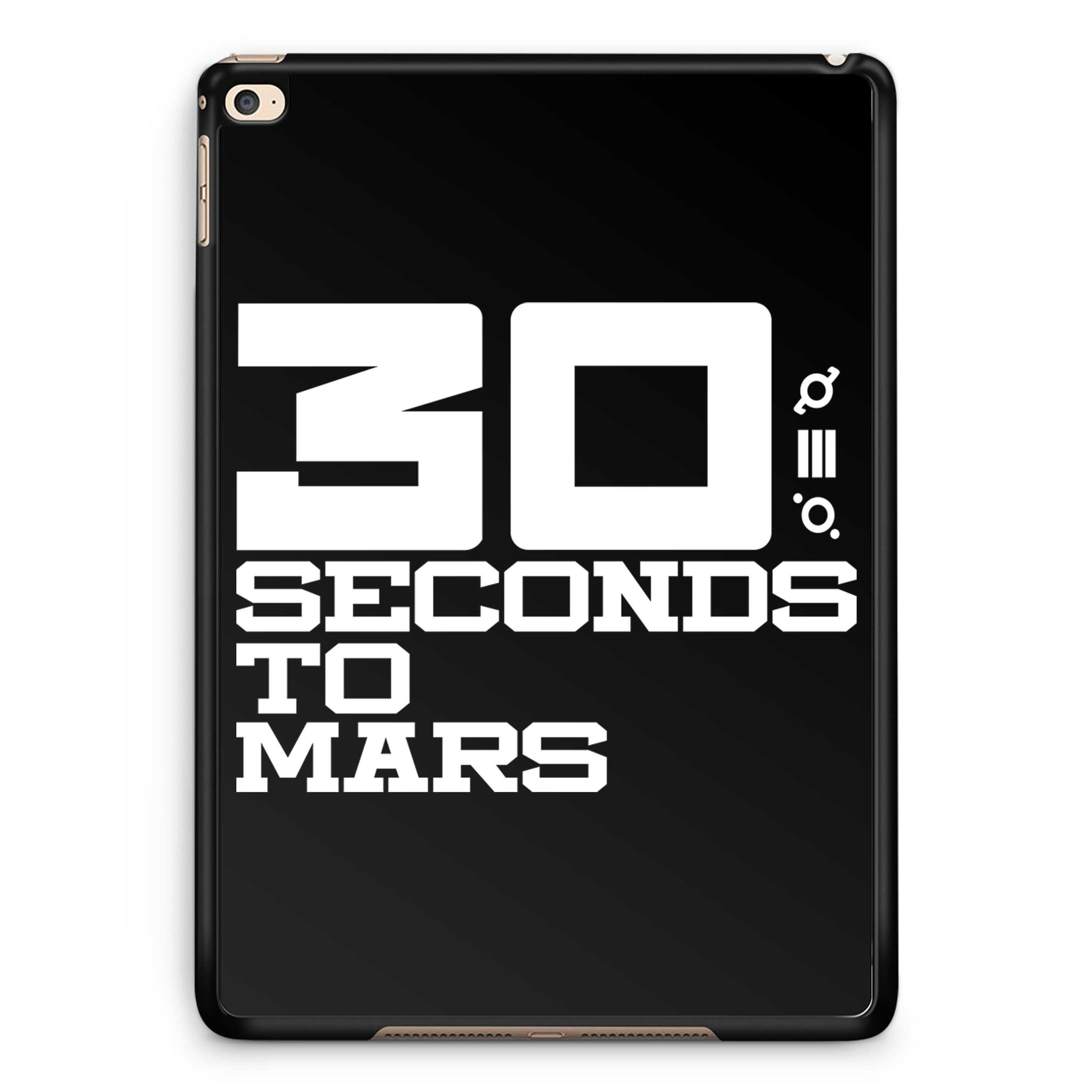 30 Seconds To Mars iPad Air 2| iPad 2 / 3 / 4 | iPad Mini / Mini 2 Case