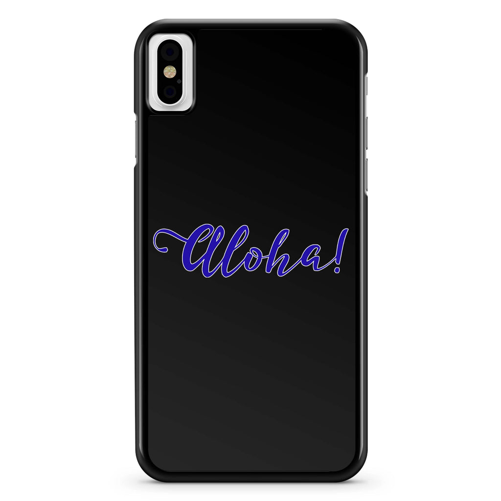 Aloha Lilo And Stitch Party Disney Quotes Iphone X Case Goodz Tee