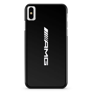 Amg Sports iPhone X Case