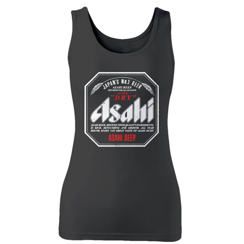 Asahi Beer Japan No.1 Beer Woman's Tank Top